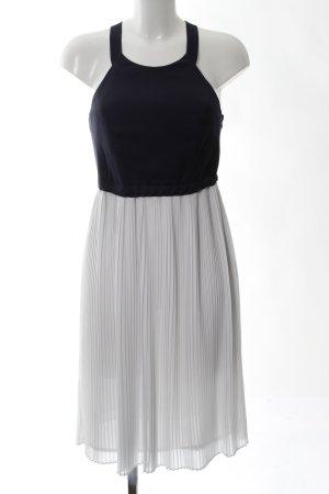 Max & Co. Chiffon Dress black-light grey casual look