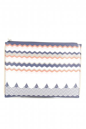 Max & Co. Clutch graphic pattern simple style