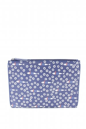 Max & Co. Clutch abstraktes Muster Urban-Look