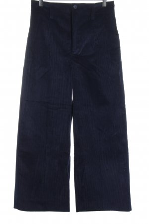 Max & Co. Cordhose dunkelblau klassischer Stil