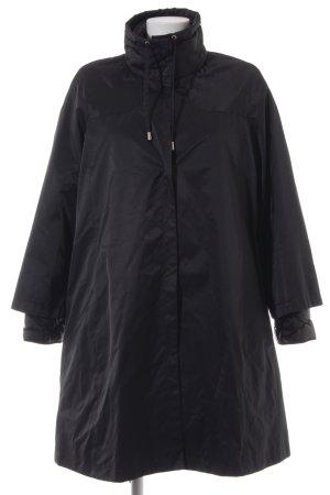 Max & Co. Manteau en duvet noir-doré style décontracté