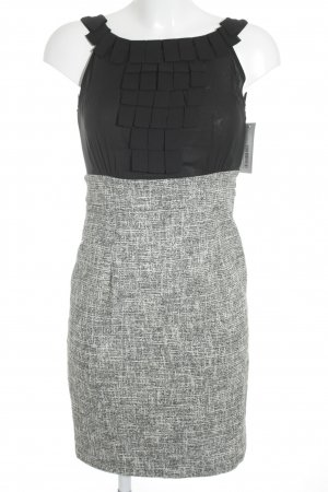 Max & Co. Etuikleid schwarz-wollweiß Elegant