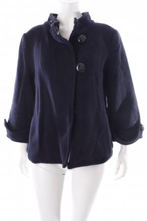 Max & Co. Fleece Jackets dark blue
