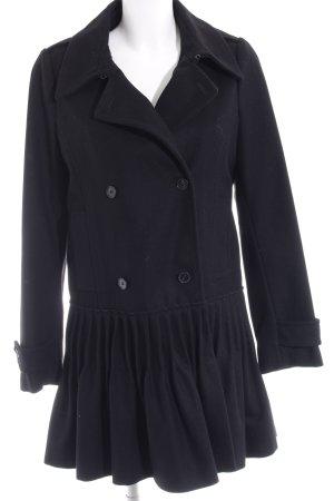 Max & Co. Frock Coat black street-fashion look