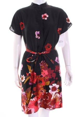 Max & Co. Hemdblusenkleid Blumenmuster Romantik-Look