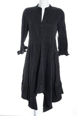 Max & Co. Hemdblusenkleid taupe schlichter Stil