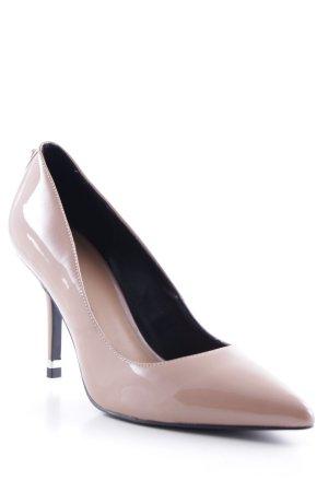 Max & Co. High Heels roségoldfarben Elegant