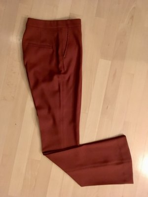Max & Co. Flares cognac-coloured