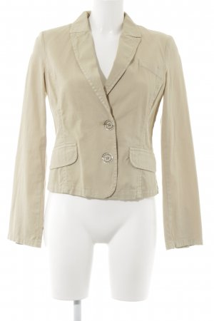 Max & Co. Jeansblazer hellbeige Casual-Look