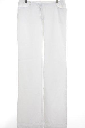 Max & Co. Jeans flare blanc cassé élégant