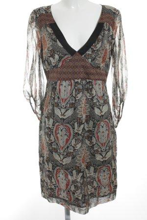 Max & Co. Jerseykleid Mustermix minimalistischer Stil
