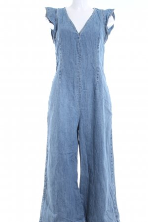 Max & Co. Jumpsuit himmelblau Casual-Look