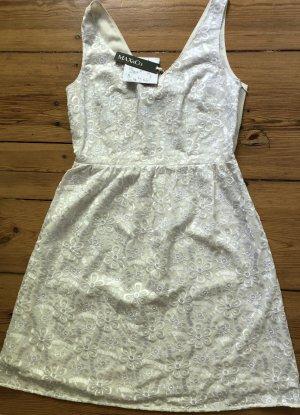 MAX&CO Kleid, weiß, Gr 40, Neu mit Etikett, OVP: 229,-Euro