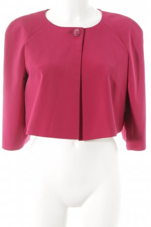 Max & Co. Kurz-Blazer magenta Business-Look