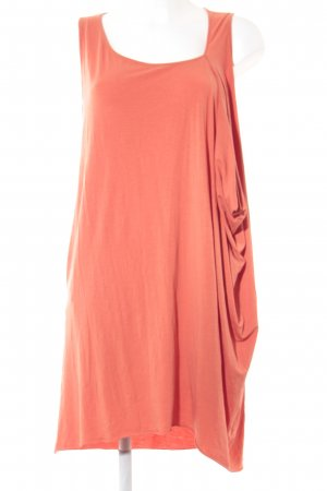Max & Co. Kurzarmkleid dunkelorange Casual-Look
