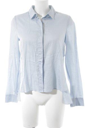 Max & Co. Langarm-Bluse himmelblau Elegant