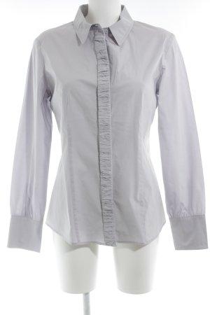 Max & Co. Chemise à manches longues gris clair style classique