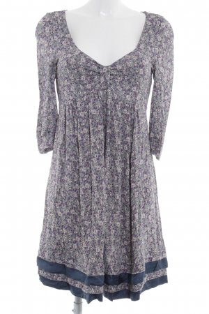 Max & Co. Langarmkleid Blumenmuster Casual-Look
