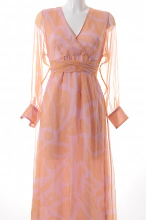 Max & Co. Maxikleid orange-rosa Elegant