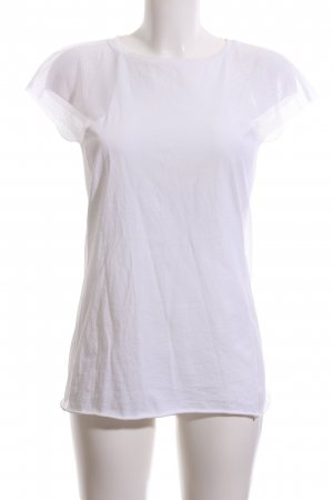 Max & Co. Netshirt wit casual uitstraling