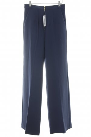 Max & Co. Pallazzohose dunkelblau Casual-Look