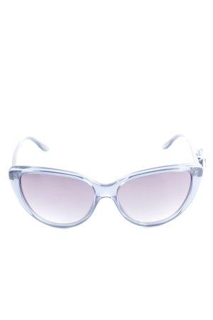 Max & Co. Retro Brille kornblumenblau klassischer Stil