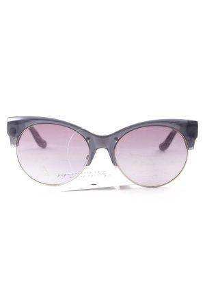 Max & Co. Retro Brille mehrfarbig 70ies-Stil