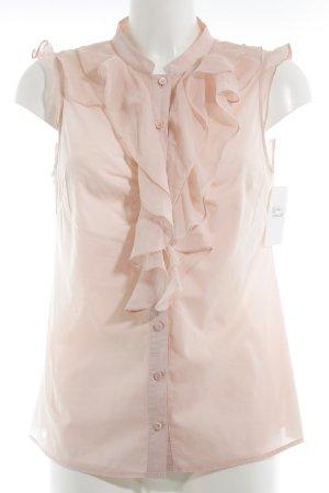 Max & Co. Rüschen-Bluse rosé Elegant