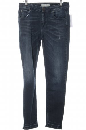 Max & Co. Skinny Jeans dunkelblau Casual-Look