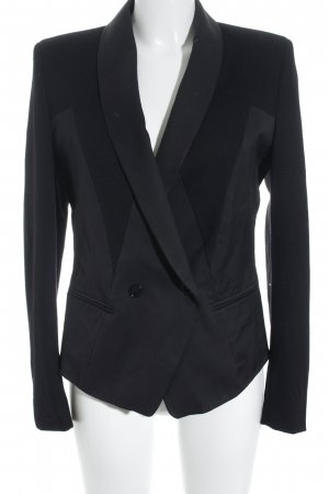 Max & Co. Smoking-Blazer schwarz Elegant