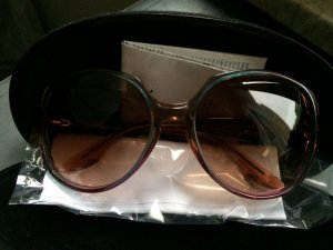 Max & Co. Occhiale talpa-marrone-grigio Materiale sintetico