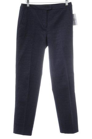 Max & Co. Stoffhose dunkelblau Elegant