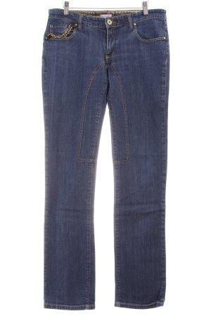 Max & Co. Straight-Leg Jeans blau Casual-Look
