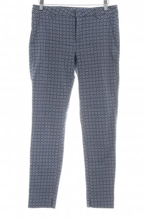 Max & Co. Stretchhose dunkelblau-stahlblau Casual-Look