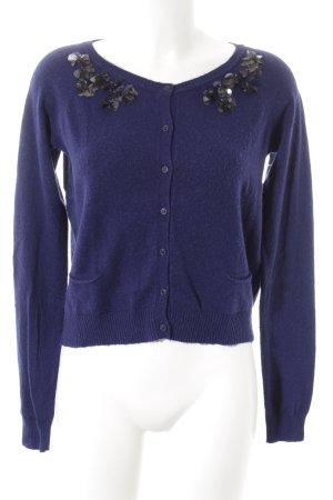 Max & Co. Strick Cardigan blau Elegant