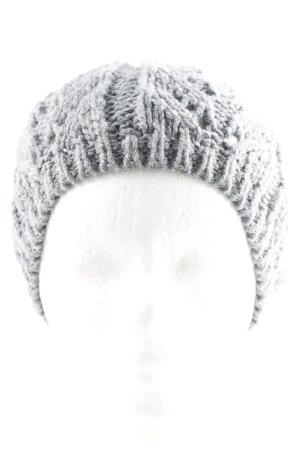 Max & Co. Cappello a maglia grigio stile casual