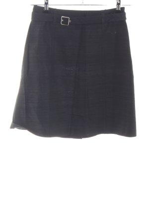 Max & Co. Jupe corolle noir style décontracté
