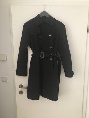 Max & Co. Trenchcoat in schwarz Größe 40