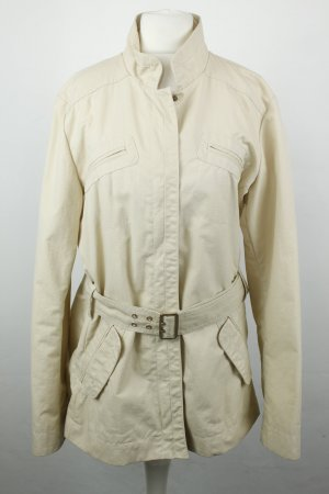 Max & Co. Trench Coat oatmeal mixture fibre