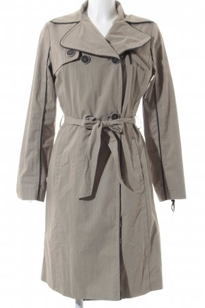 Max & Co. Trenchcoat schwarz-beige Elegant