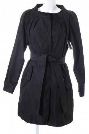 Max & Co. Trenchcoat schwarz Casual-Look