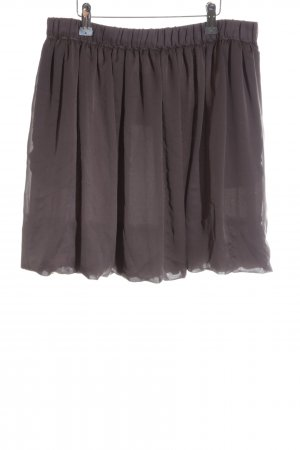Max & Co. Tulip Skirt brown casual look