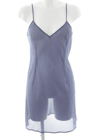 Max & Co. Fond de robe bleuet style de lingerie