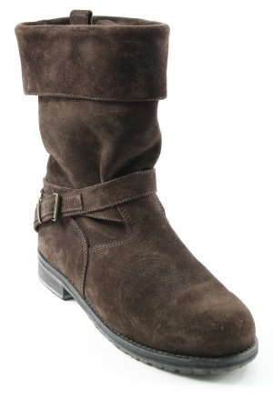 Max & Co. Winter-Stiefeletten braun Casual-Look
