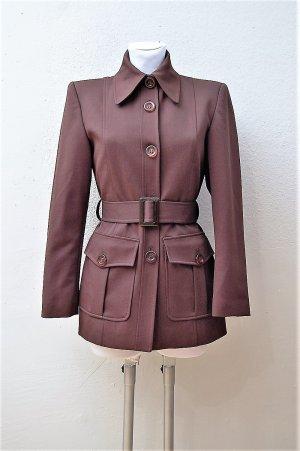 MAX DINÉ - Vintage Blazer mit Gürtel