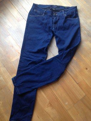 Max Jeans US 8 W30 blau Jeggings