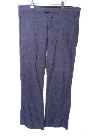 Max Mara 7/8 Jeans blau meliert Casual-Look