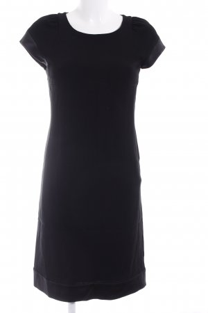 Max Mara A-Linien Kleid schwarz Elegant