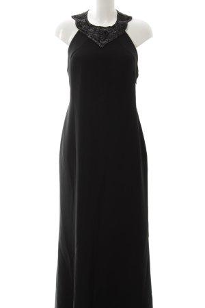 Max Mara Abendkleid schwarz Elegant