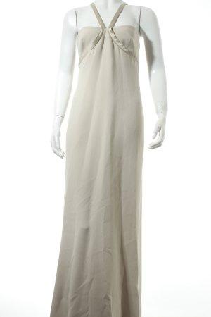 Max Mara Abendkleid creme Eleganz-Look
